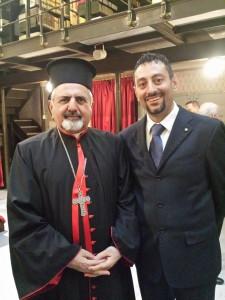 S.B.R. Ignazio Giuseppe III Younan - Patriarca della Chiesa Cattolica Sira