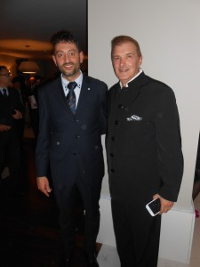 Con Manuel Clemente Azevedo – Famoso Cantante Portoghese