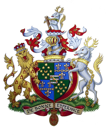 LORD LINGFIELD COAT OF ARMS